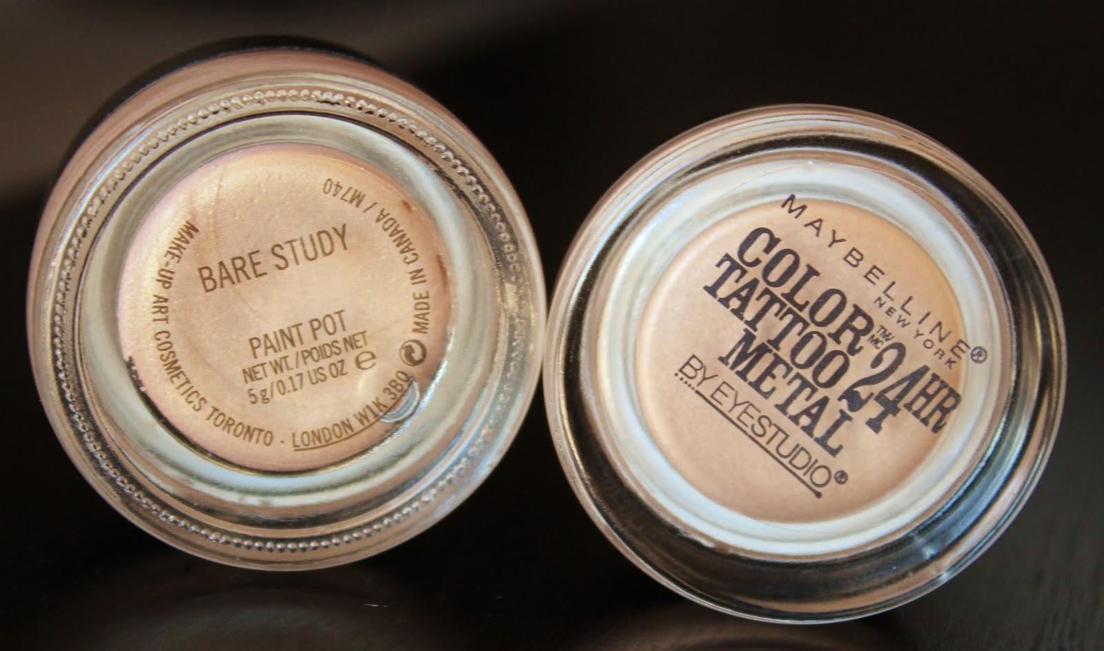 High End Eyeshadow Meets Drugstore Brands