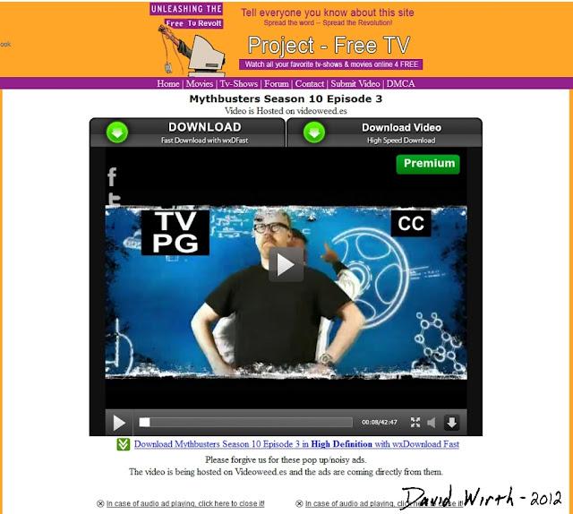 mythbusters stream live online project free tv menu episode season
