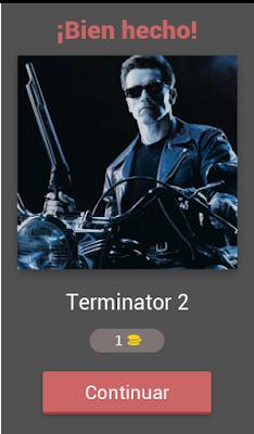Juego Trivial Android - Adivina la película