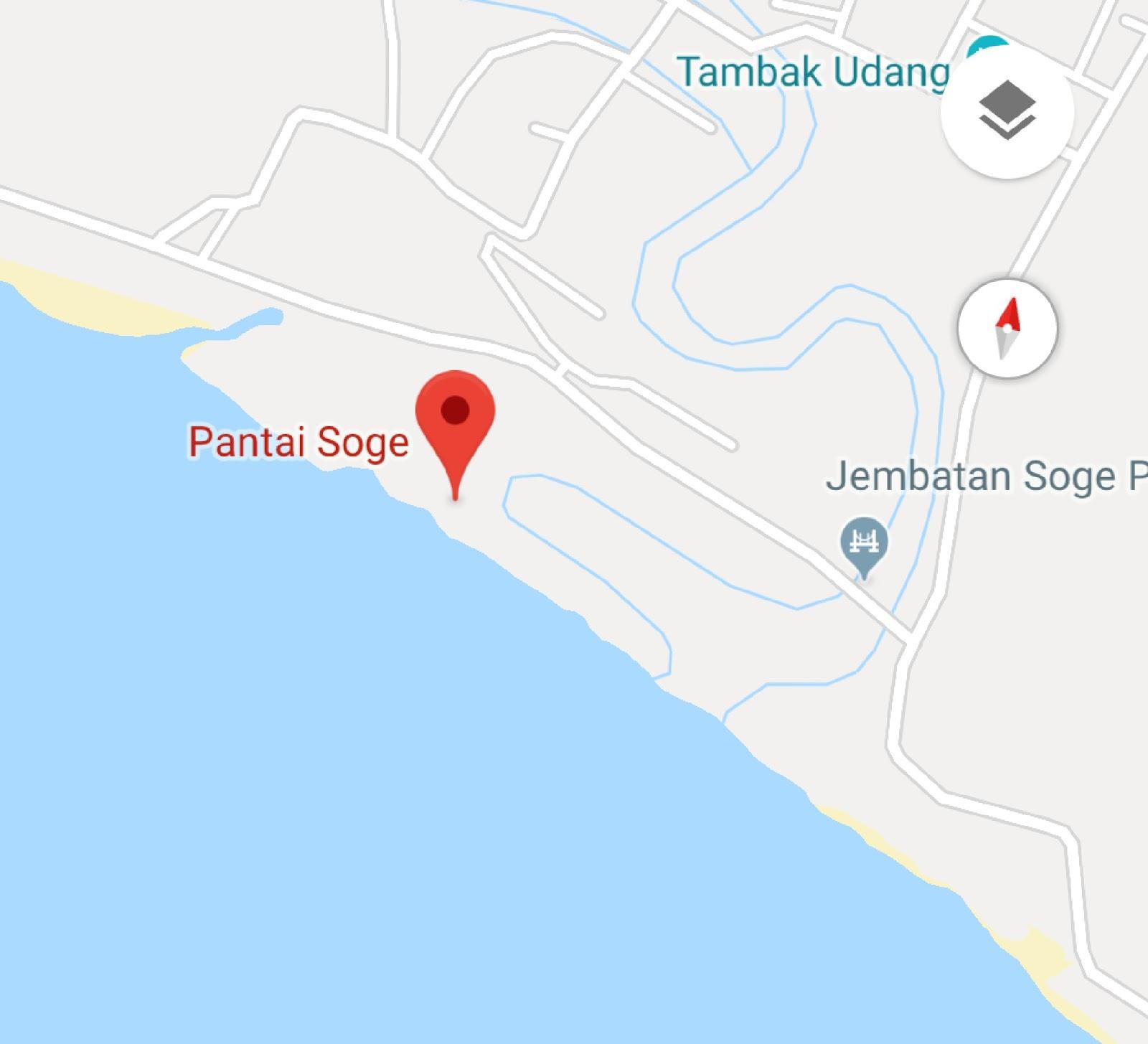 11 Gambar Pantai Soge Pacitan Jawa Timur, Penginapan + Rute dan Lokasi