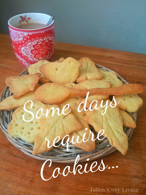 Cookies Quote - Jalien Cozy Living