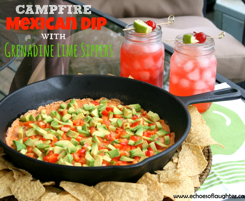 Campfire Dip Recipe