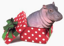 I Want Hippopotamus For Christmas.Awetistic Hearts Spectrum Holiday Gifts I Want A