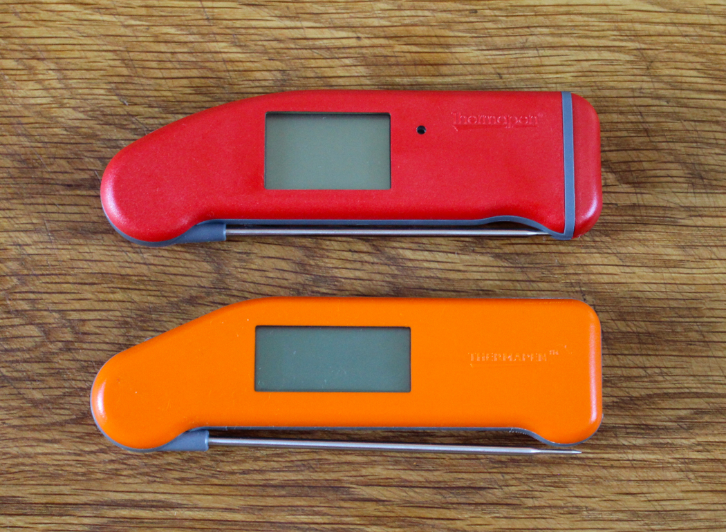 SuperFast Thermapen 4 vs Classic Thermapen