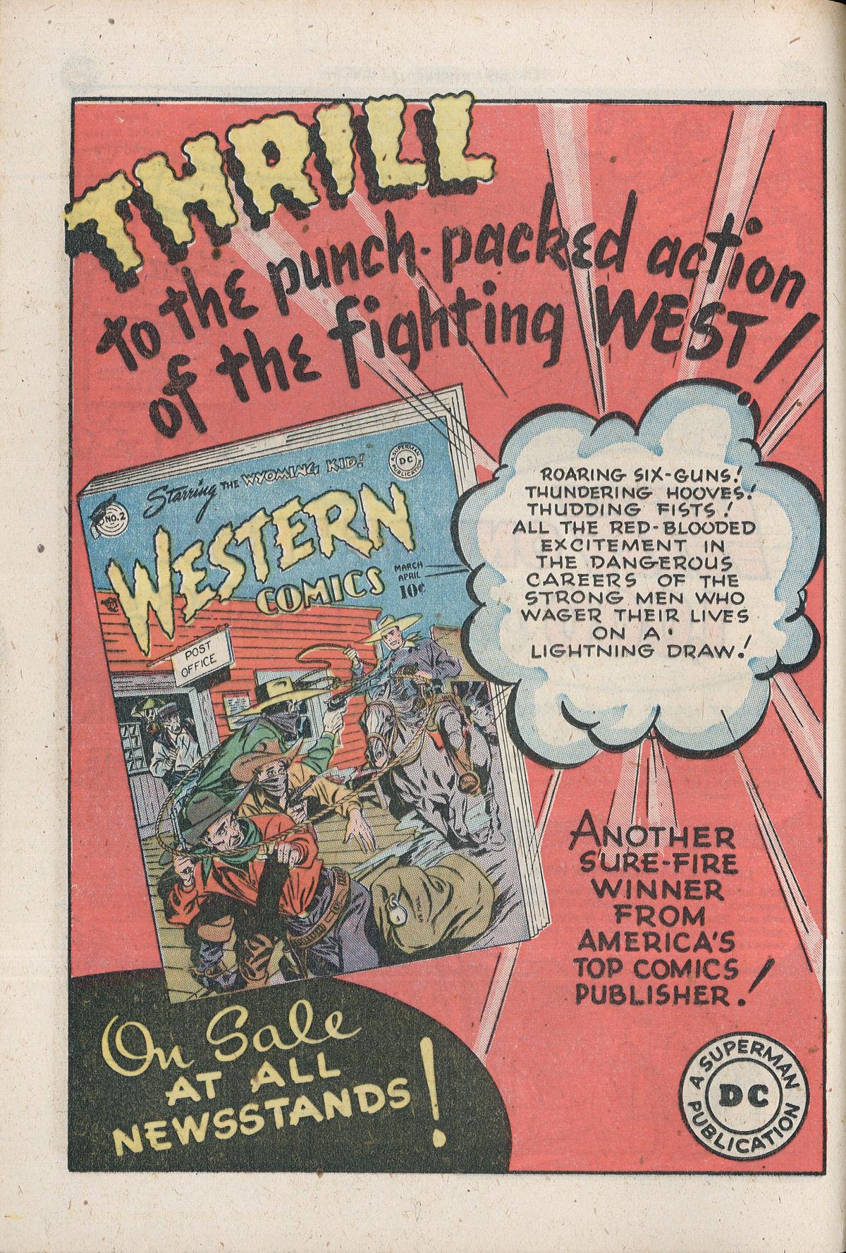 Read online World's Finest Comics comic -  Issue #33 - 16