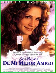 La boda de mi mejor amigo (1997)   3gp/Mp4/DVDRip Latino HD Mega
