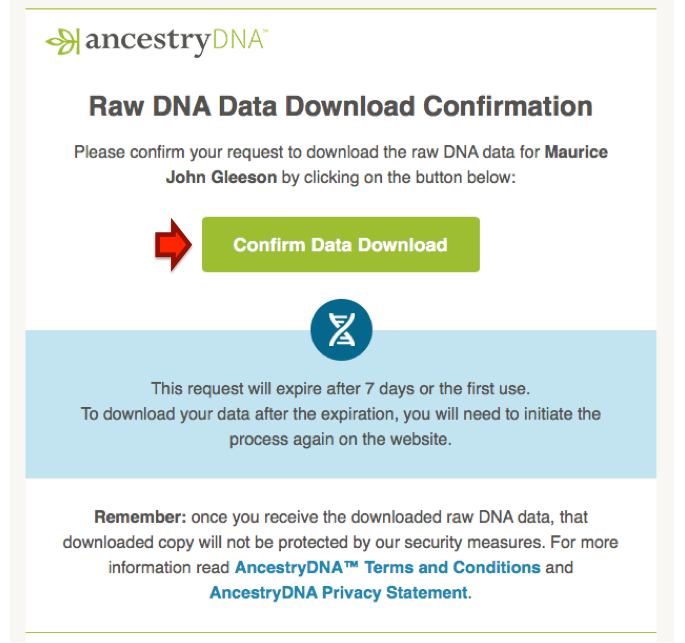 how to download ancestry family tree dto gedcom