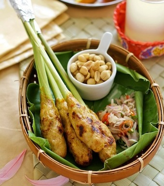 indonesian satay bali recipe