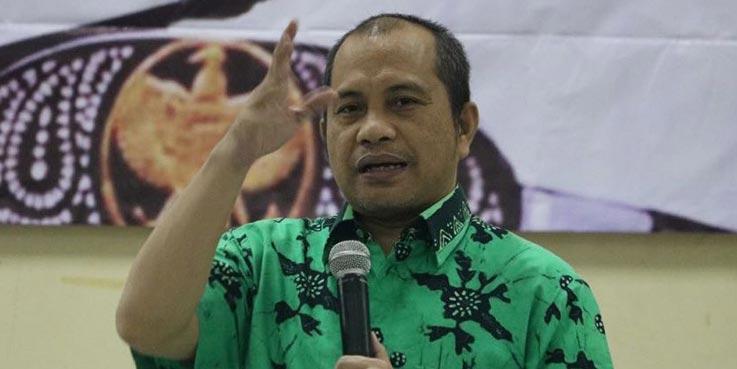 Ketua Gerakan Nasional Anti Narkoba (Granat) Marwan Jafar.