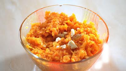 गाजर हलवा - पाककला | Gajar Halwa - Recipe