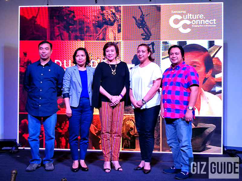 Samsung and Yuchengco Museum launched Castrillo @ 50 Instagram contest