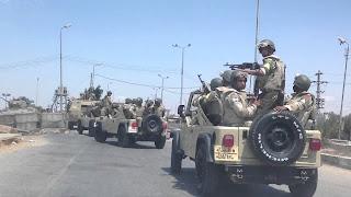 Mount Helal,جبل الحلال, القوات المسلحة,