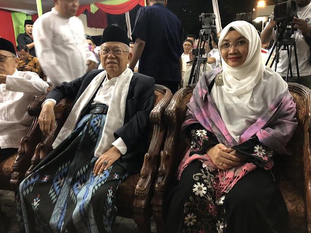 Ma'ruf Tak Masalah Ijtima ke Prabowo: Yang Betulan Ulama Dukung Kami