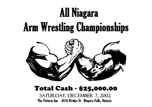 Armwrestlers ONLY: January 2014