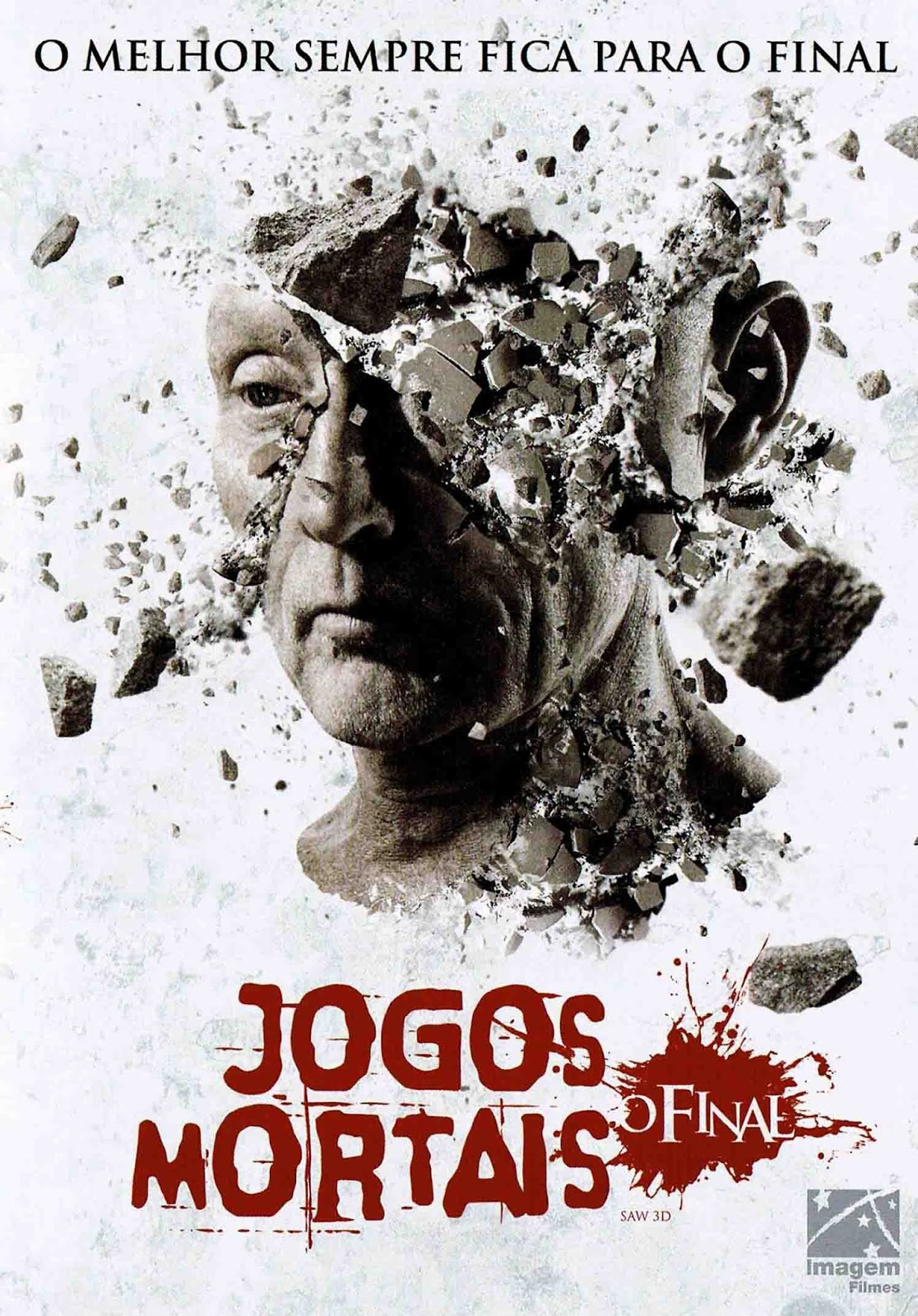 Jogos Mortais: O Final Torrent - Blu-ray Rip 720p e 1080p Dual Áudio (2010)