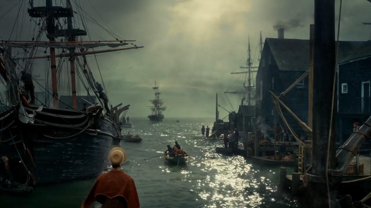 In the Heart of the Sea (2015) 4