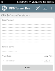 Kpn tunnel rev Config File For MTN 0.0kb Free Browsing Cheat