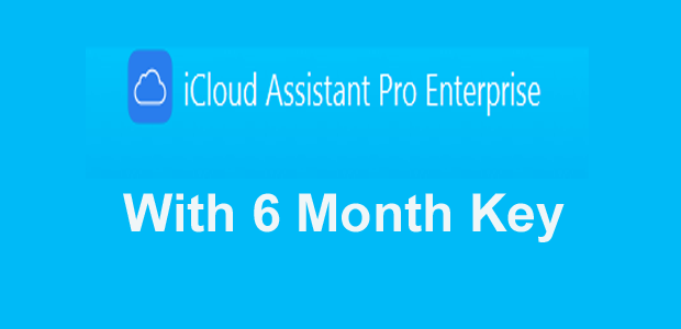 iCloud Assistant Pro with 6 month key