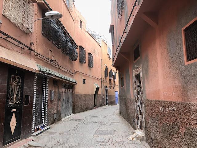 Calle de la Medina