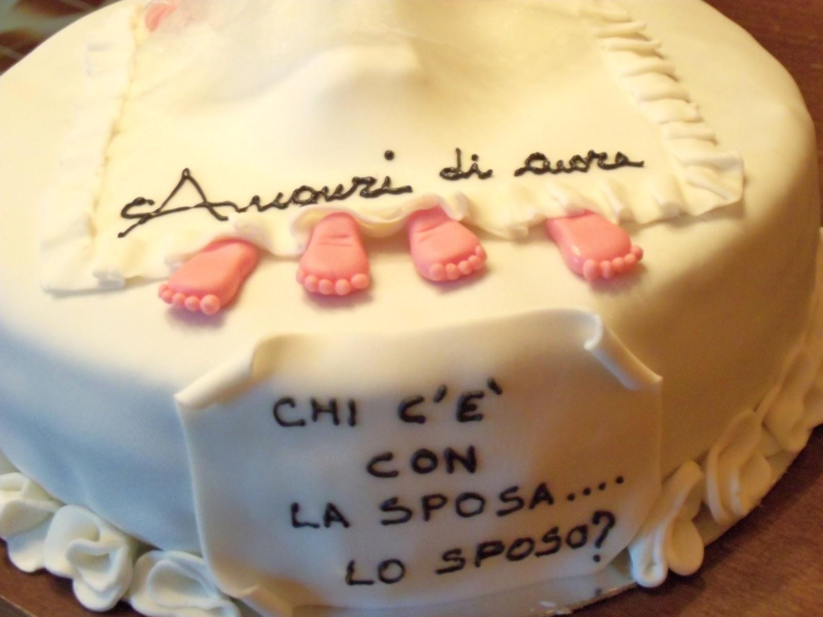 Famoso le gioie di aleuname: Torta addio al nubilatosimpatica UG97