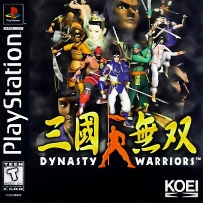 descargar dynasty warriors psx mega