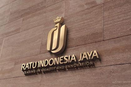 Lowongan Kerja Administrasi, Delivery (Kurir) & LOGISTIC di Ratu Indonesia Jaya