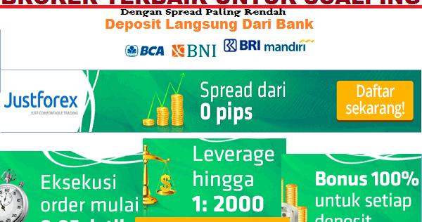 Broker forex bonus tanpa deposit 2013