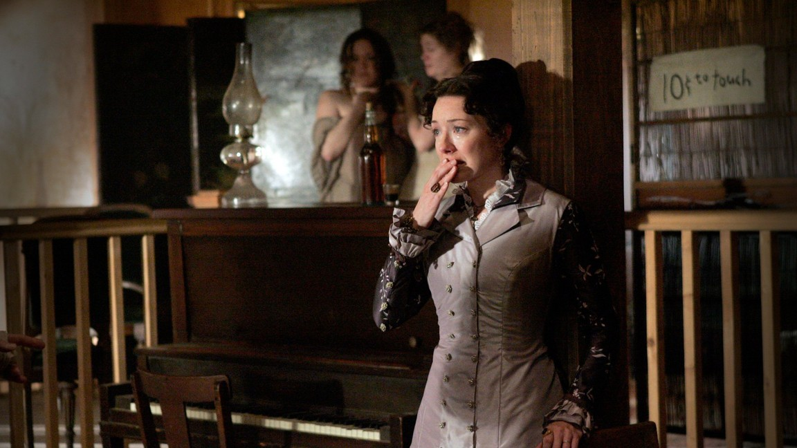 Deadwood - Season 3 Episode 11: The Cat Bird Seat