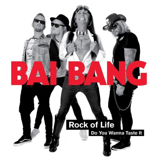 BAI BANG - Rock Of Life (2017) full