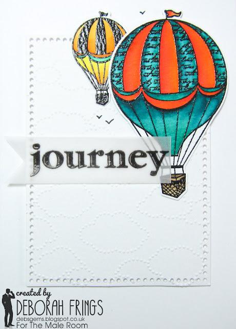 Journey - photo by Deborah Frings - Deborah's Gems