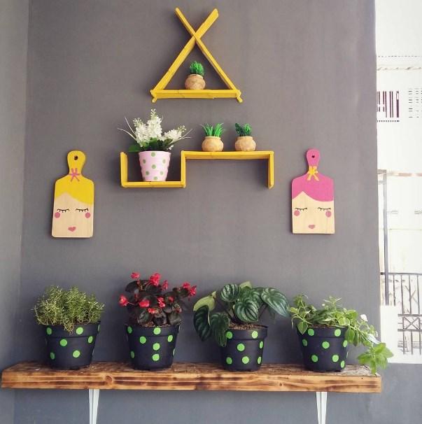 Berbagai Contoh Hiasan Dinding Untuk Dapur Minimalis Murah