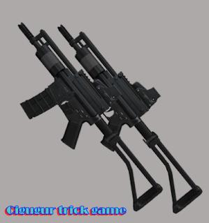 Senjata yg mudah digunakan untuk headshoot