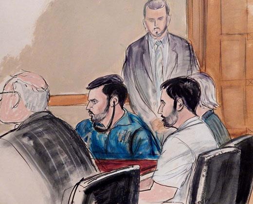 Listo el jurado que dictará veredicto en el caso de los narcosobrinos