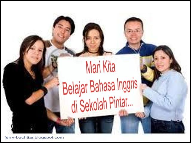 Belajar Bahasa Inggris di Sekolah Pintar menyerupai karakteristik penutur asli pada negara yang berbasis bahasa Inggris.