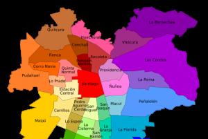 All The Sayings In The Category Mapa De Comunas De Santiago De Chile