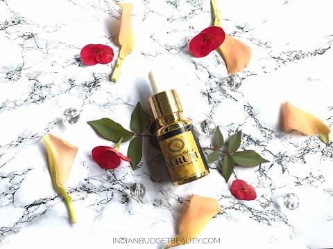 LUXURIOUS ADORE Aurum 24K Gold Serum | Review