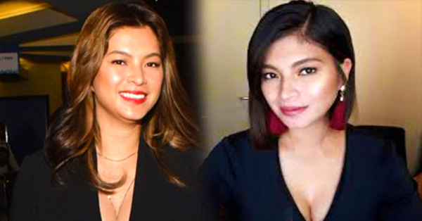 Angel Locsin Shows Off Her Sexy Side - Looks Hot In Her Black Bikini!