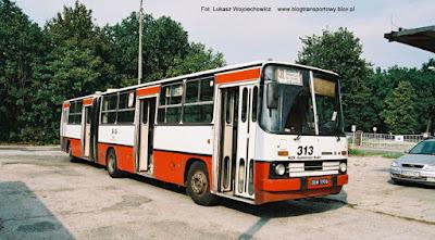 Ikarus 280 #313, MZK Kędzierzyn-Koźle