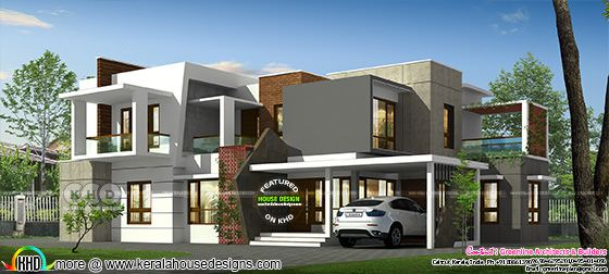 Ultra modern 5 bedroom home 4463 sq-ft