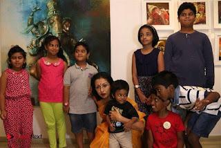Actress Gautami visits Ganesh 365 Art Exhibition Pictures  0029.jpg
