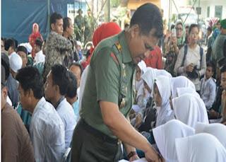 Danrem 061/Suryakancana : Harus Menjadi Benteng Akhir Negara dan Bangsa