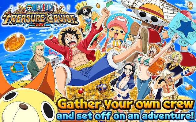One Piece Treasure Cruise v4.0.0 MOD APK