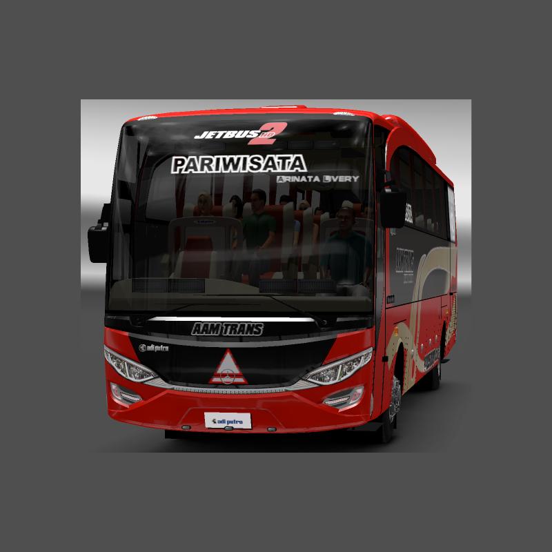 Mod Jetbus 2 HD ETS2