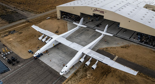 Stratolaunch The Rocket Launcher System