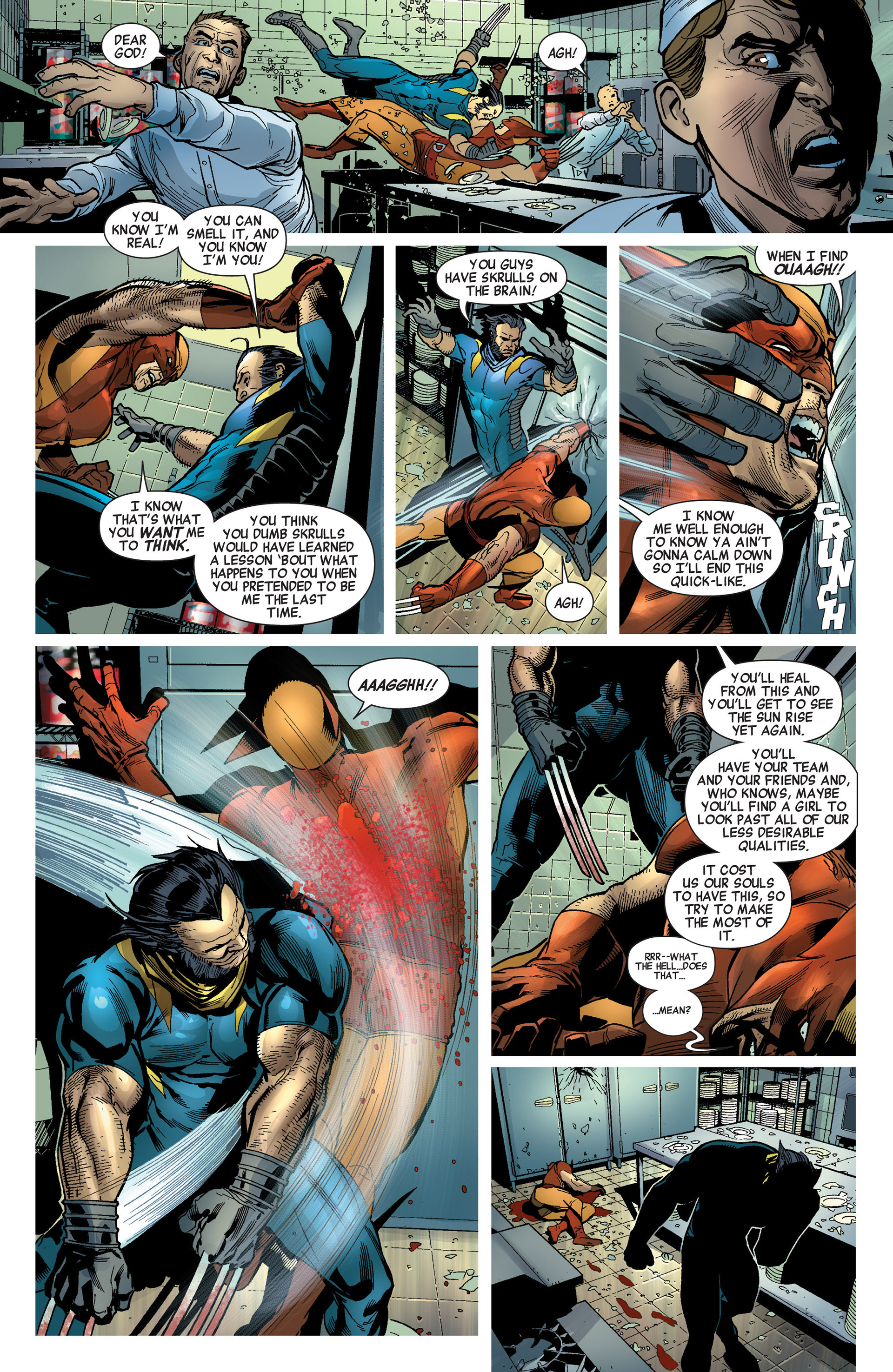 Read online Age of Ultron comic -  Issue #7 - 17