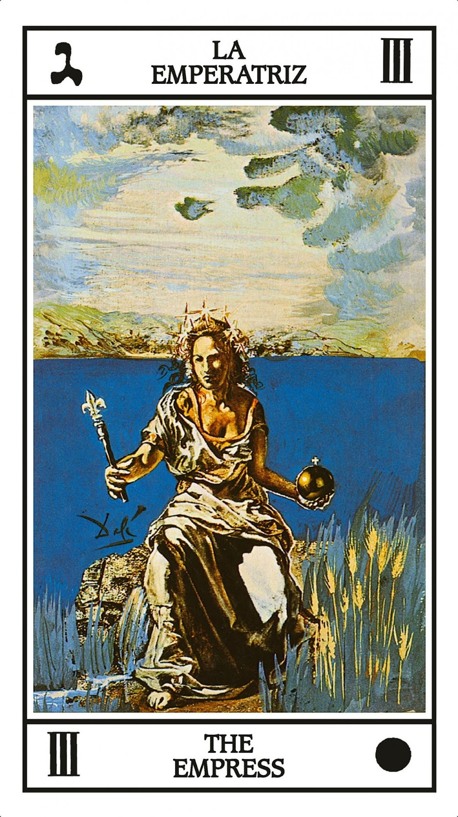 Salvador Dalí's Tarot Cards Give Us The Chance To Rediscover Surrealism