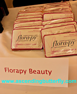Florapy Beauty at BeautyPress Spotlight Day September 2015
