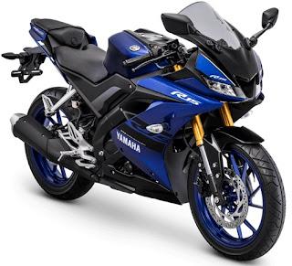 Yamaha R15 VVA Biru - Harga Yamaha R15 VVA Terbaru, Promo Yamaha R15, Kredit Yamaha R15