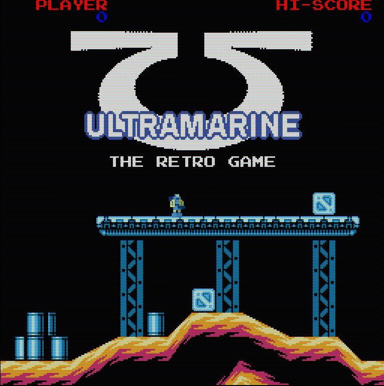Abel Alves escribe   : Ultramarine the retro game