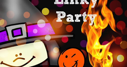 Halloween Linky Party